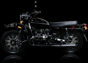 Ural cT Dark Force (2016)