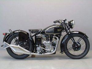 Velocette MOV (1933-48)