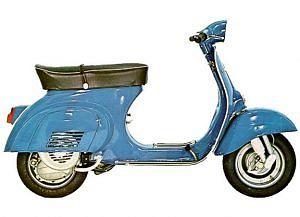 Vespa 100 (1978-93)