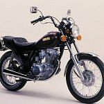 Yamaha SR250 (1980-82)