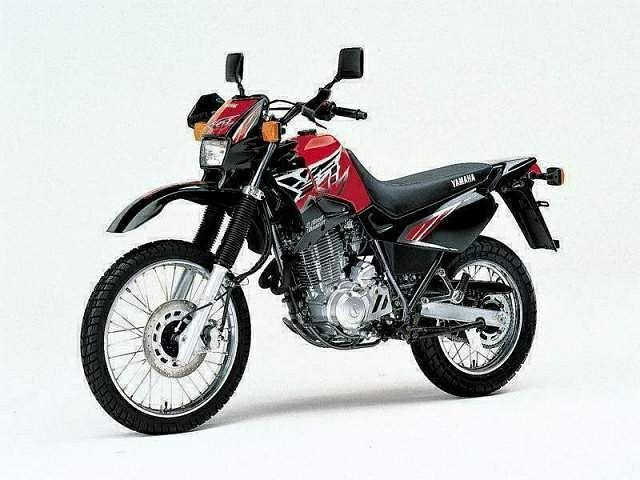 Yamaha XT600E (1997-98)