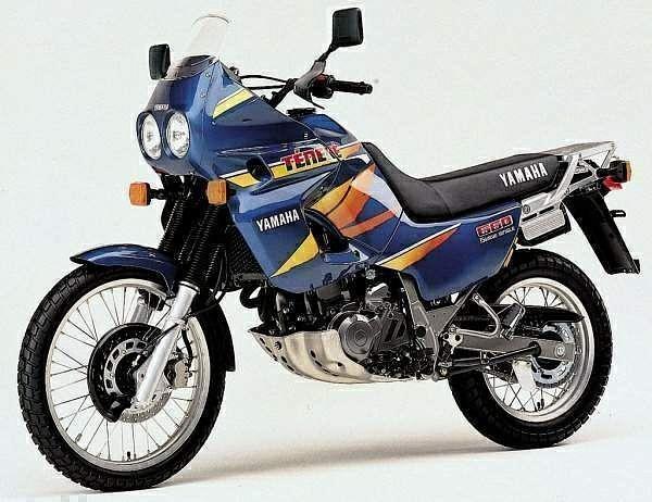 Yamaha XTZ660Z Tenere (1994-95)