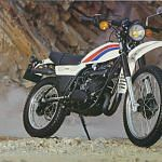 Yamaha DT 250 (1979-80)