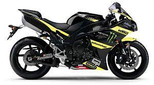 Yamaha YZF (2011)