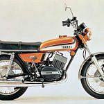 Yamaha RD250 (1973)