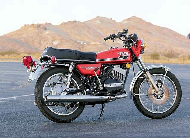 Yamaha RD250 (1975)