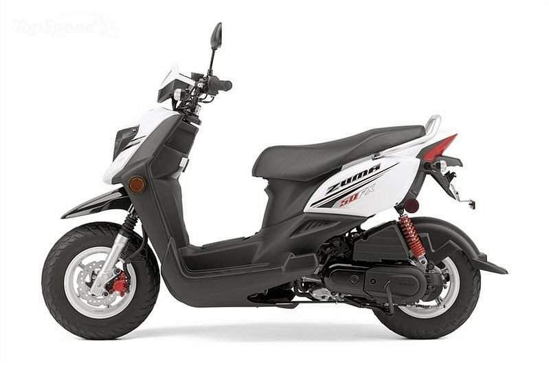 Yamaha YW 50FX Zuma (2016)